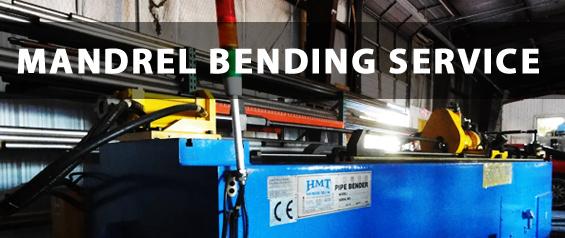 Mandrel Bending Service